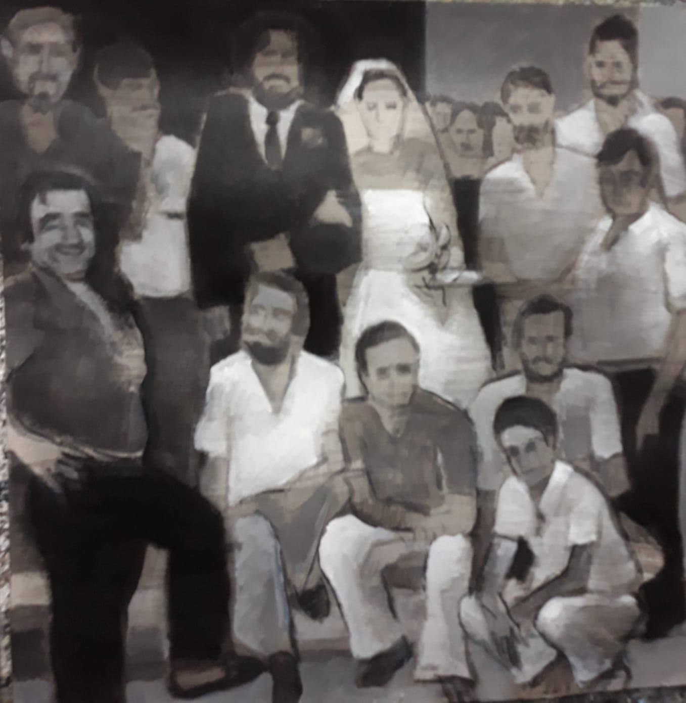La boda IV (2020) - Rafael Alvarado