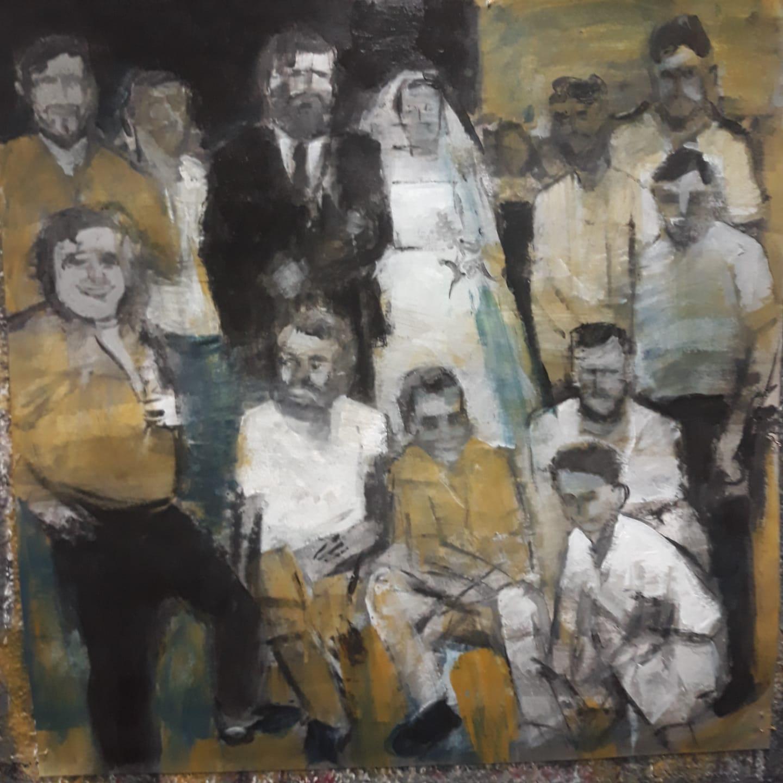 La Boda III (2020) - Rafael Alvarado
