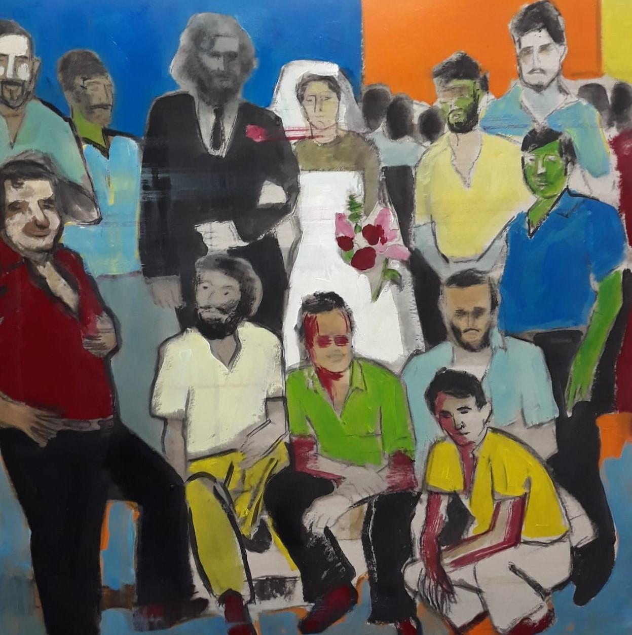 La boda II (2020) - Rafael Alvarado