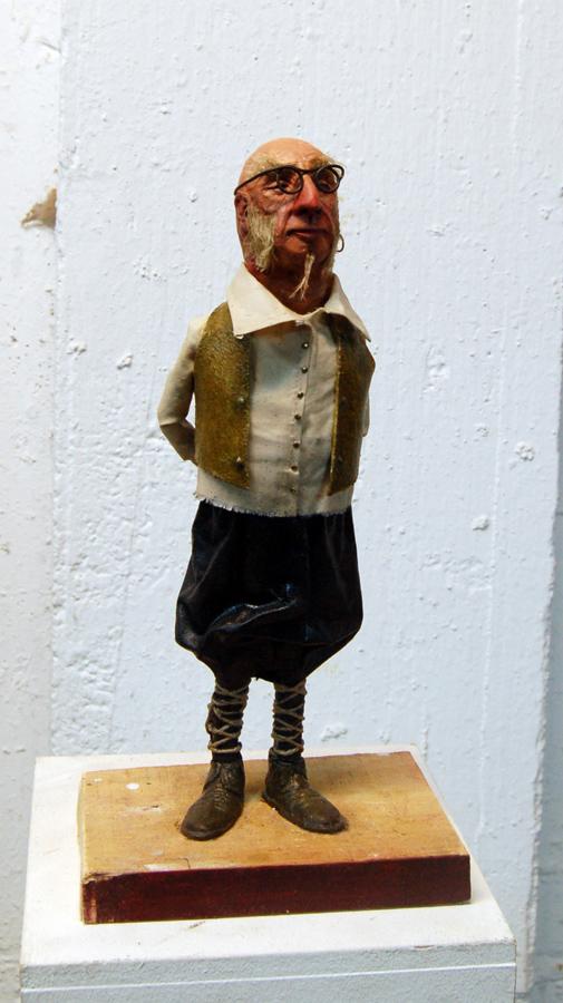 GRÜNEWALD EL MANCO (2013) - José Luis Serzo - Blinky R. Rodríguez