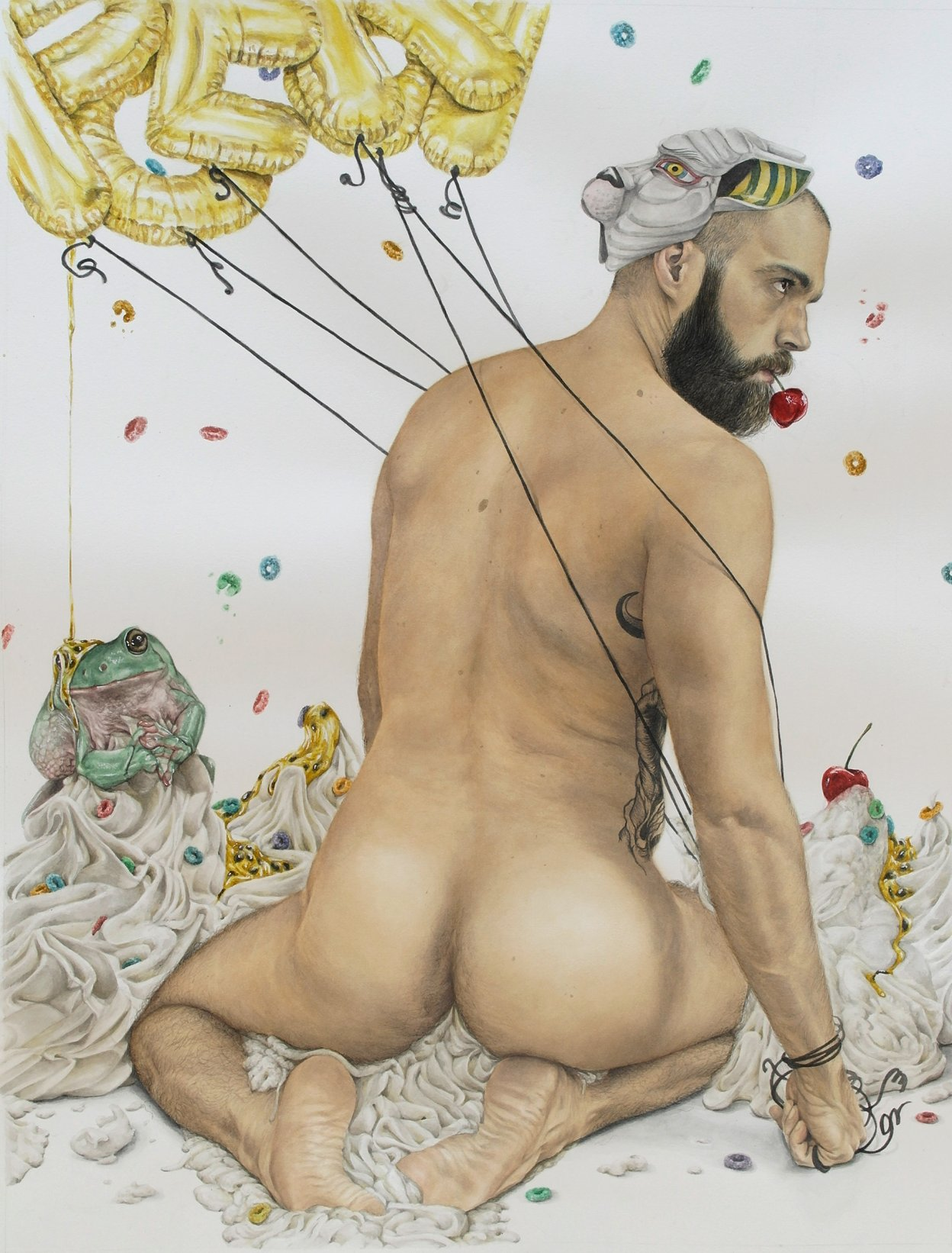 Sintitulo (2018) - Luis Felipe Camargo