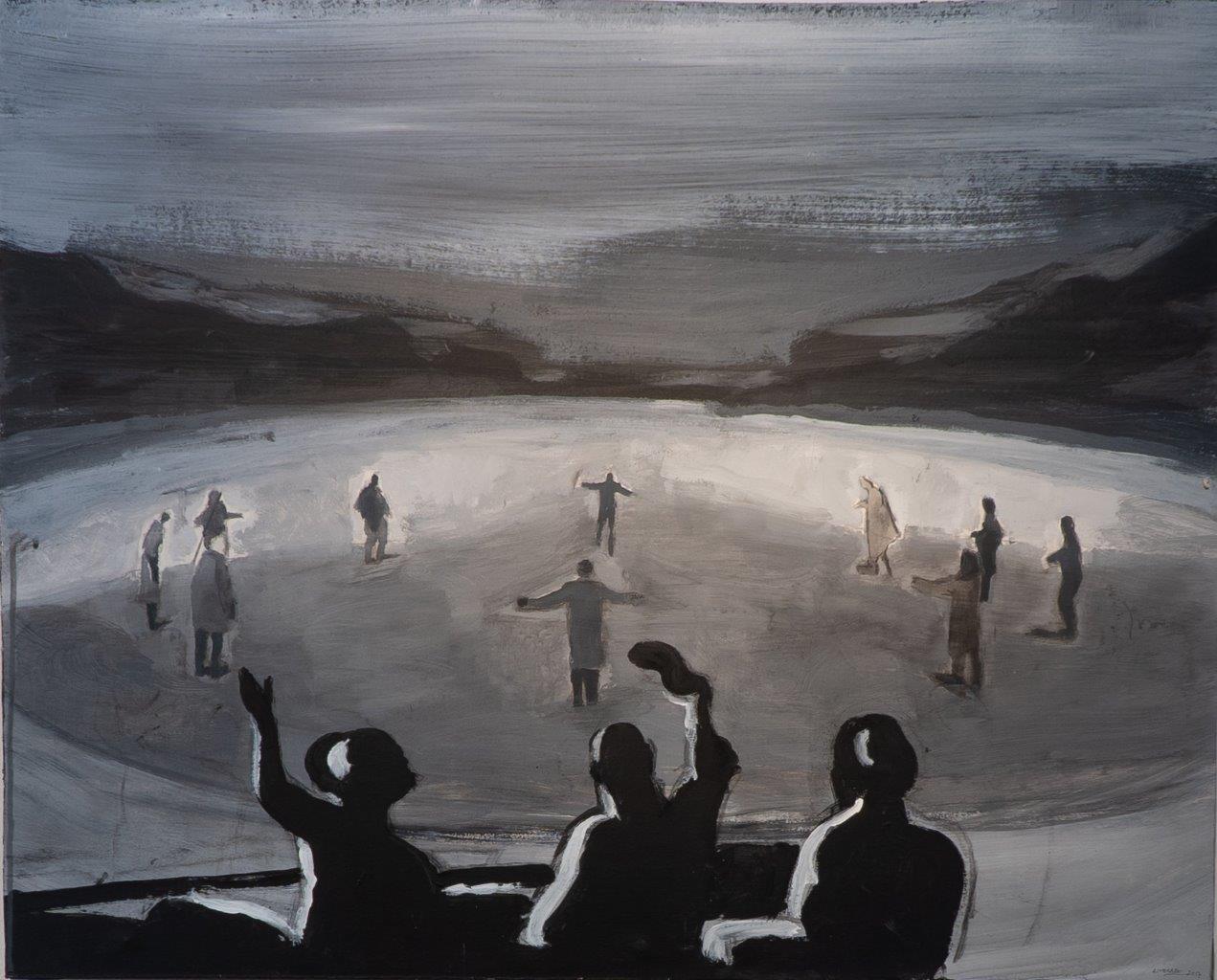 Sin tiempo en el cielo (2017) - Rafael Alvarado
