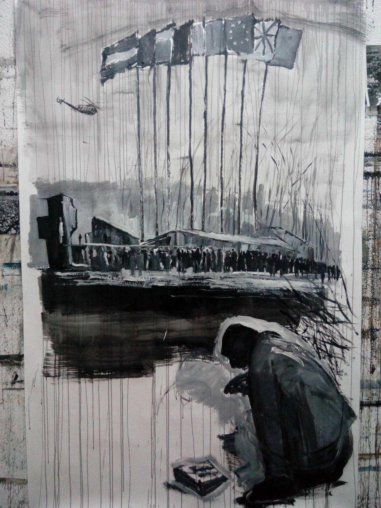 Europa. Banderas III (2017) - Rafael Alvarado