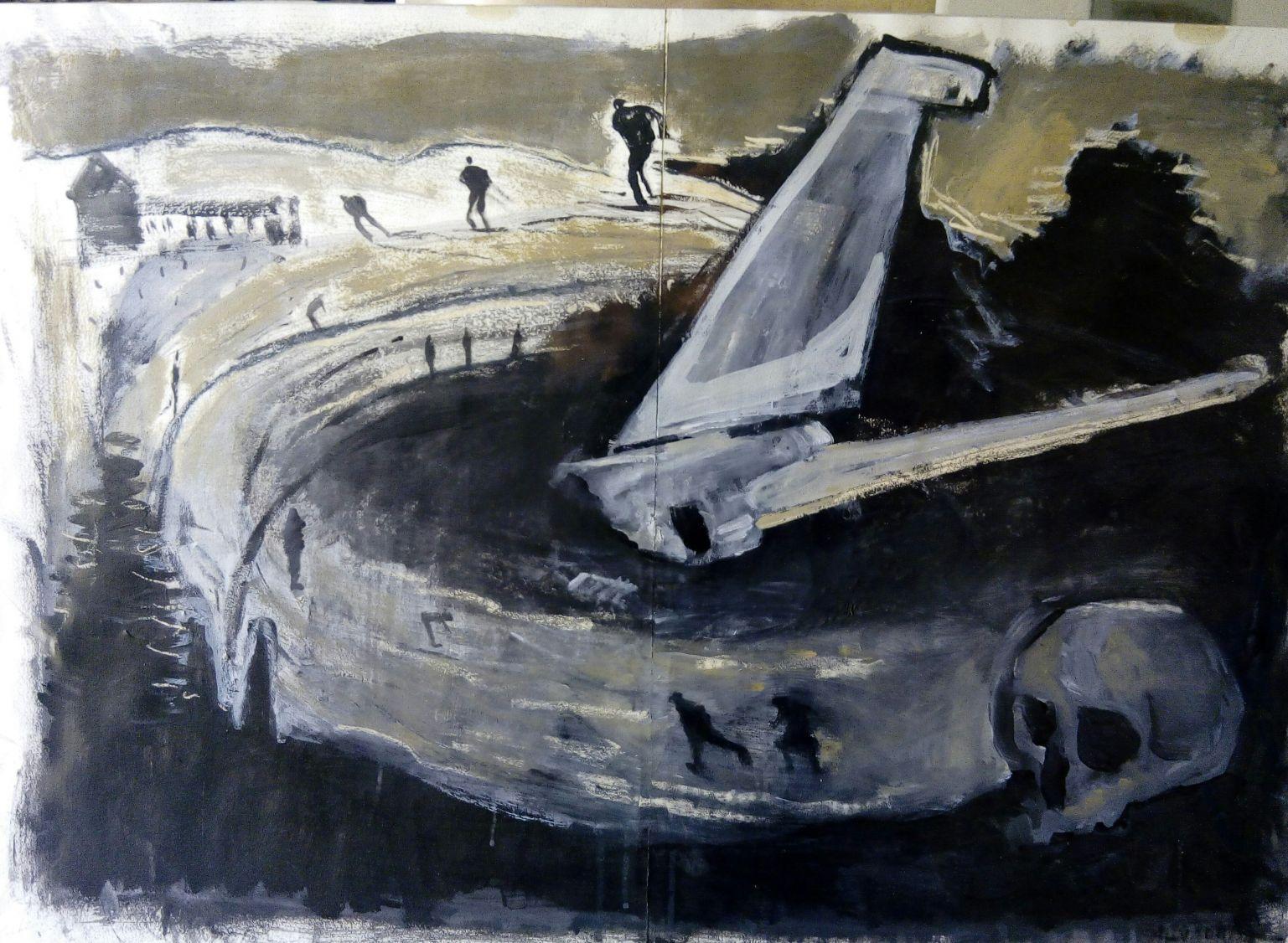 Memorias de la Nieve (2012) - Rafael Alvarado