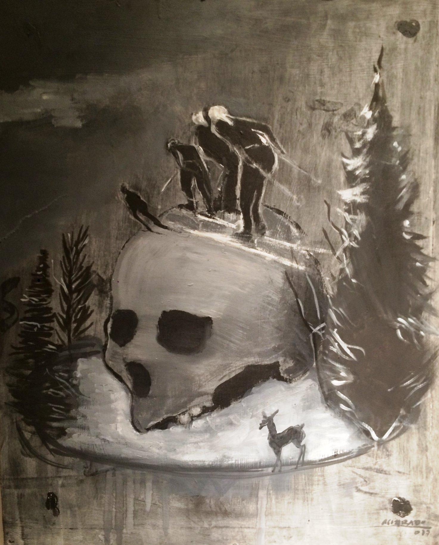 El bosque del Tiempo (2013) - Rafael Alvarado