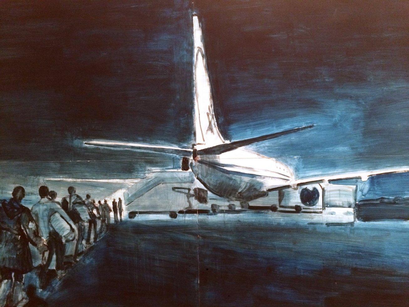 El viaje (2006) - Rafael Alvarado