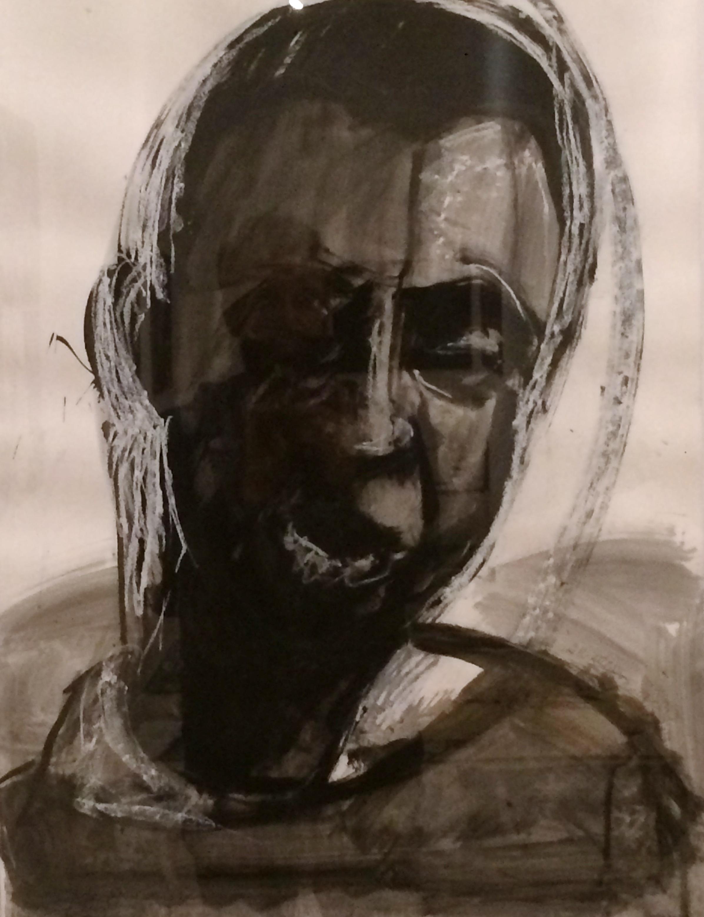 Joven africano I (2006) - Rafael Alvarado