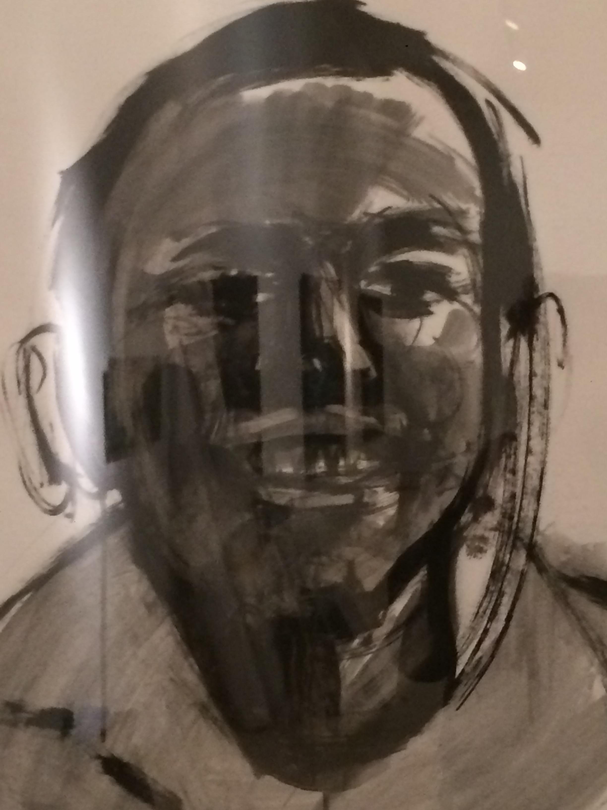 Joven africano VI (2006) - Rafael Alvarado