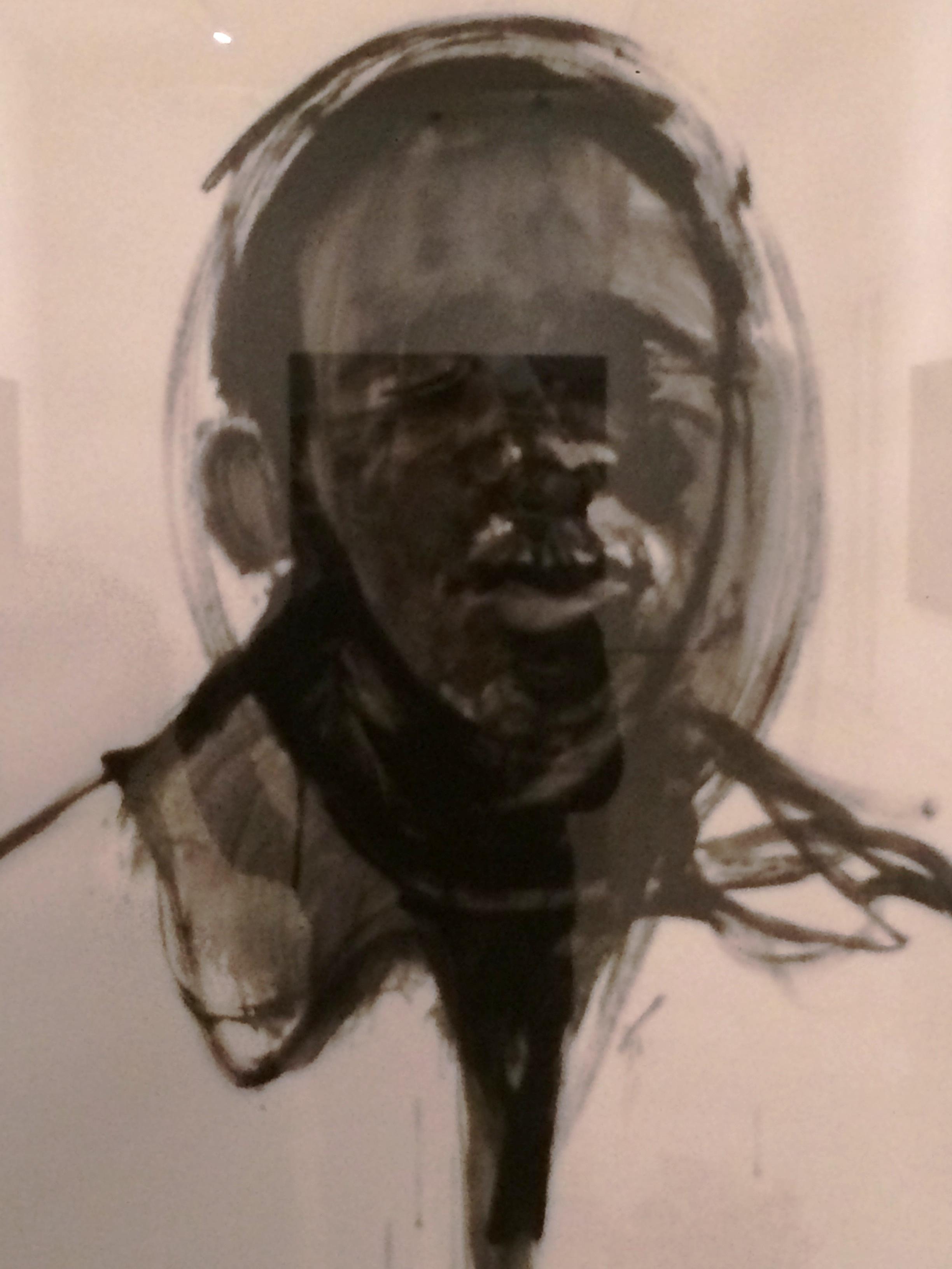 Joven africano VIII (2006) - Rafael Alvarado