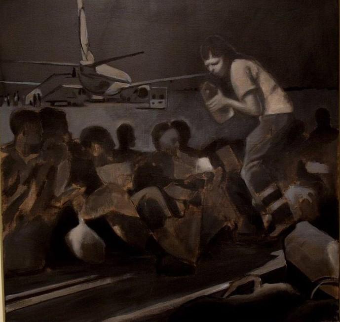 El viaje II (2013) - Rafael Alvarado