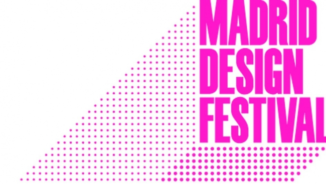 Logotipo. Cortesía de Madrid Design Festival.