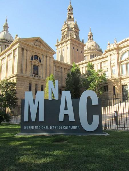 MNAC - Museo Nacional de Arte de Cataluña