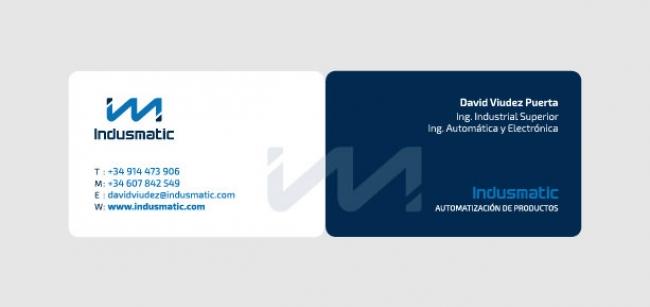 Diseño de logotipo y papelería comercial