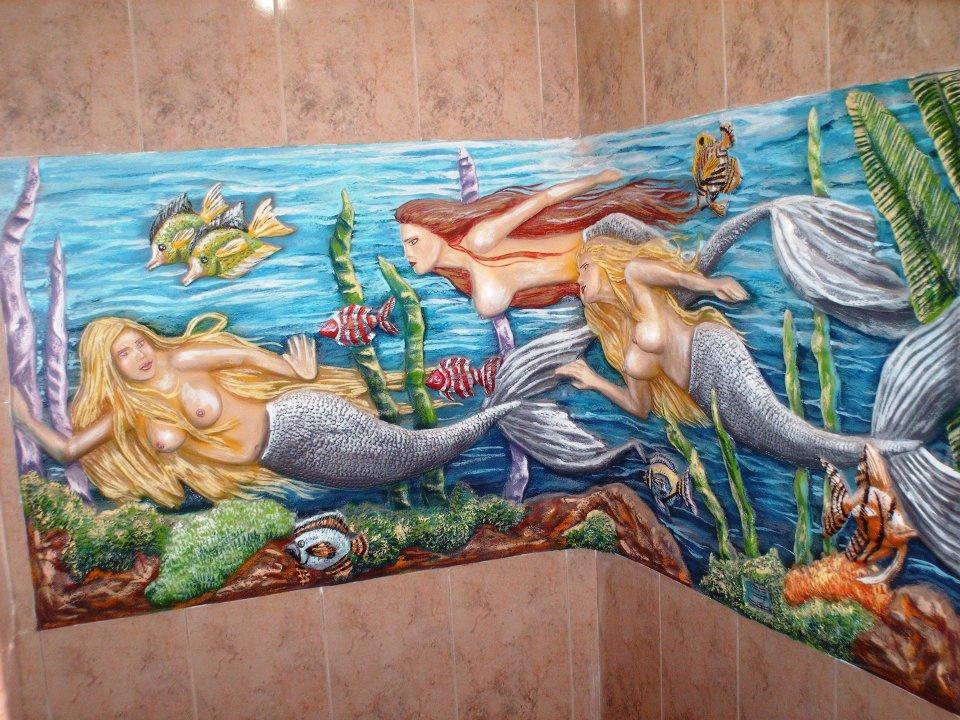 Fantasia bajo el mar (2011) - Zobeida Beatriz Pereira Mata