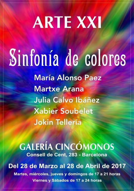 SINFONIA DE COLORES