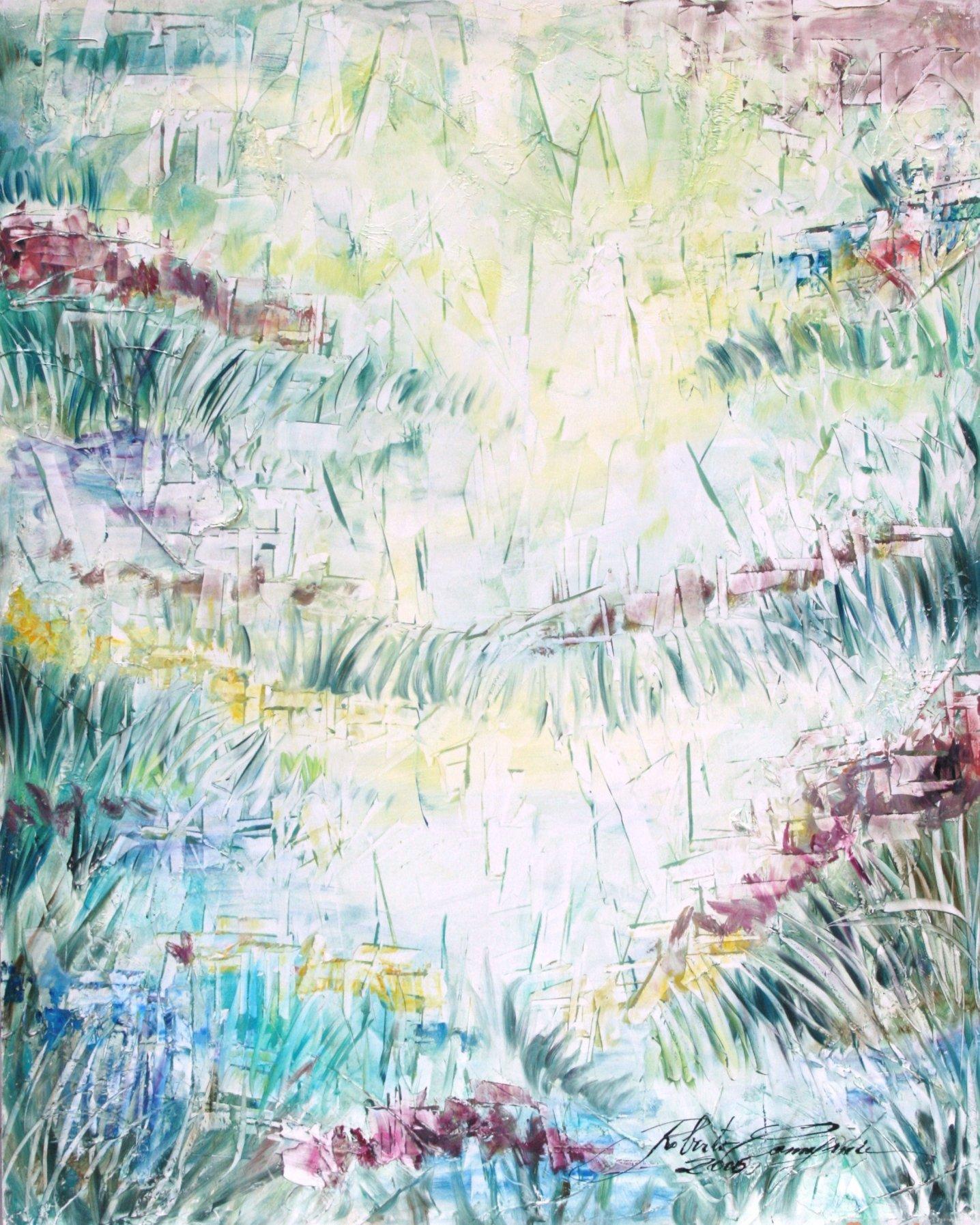 A ponte de Monet (2012) - Roberto Camasmie