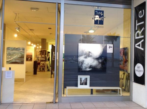 entrada galeria