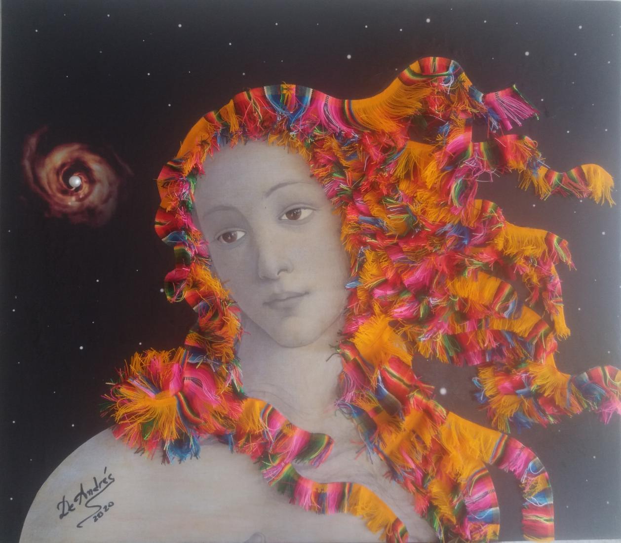 El Nacimiento de Venus (2020) - Jose Alfredo De Andrés