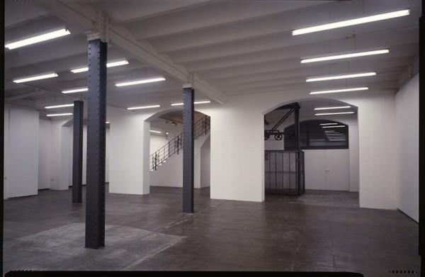 Interior de la galería. Cortesía Estrany - de la Mota