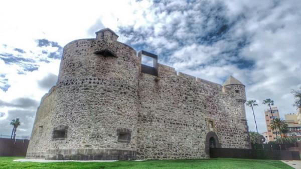 Castillo de La Luz de Las Palmas de Gran Canaria,