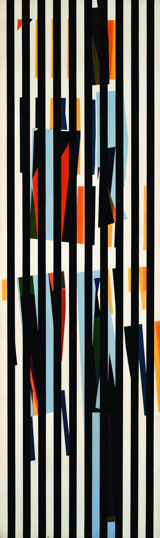 Coloritmo #41 (1959) - Alejandro Otero