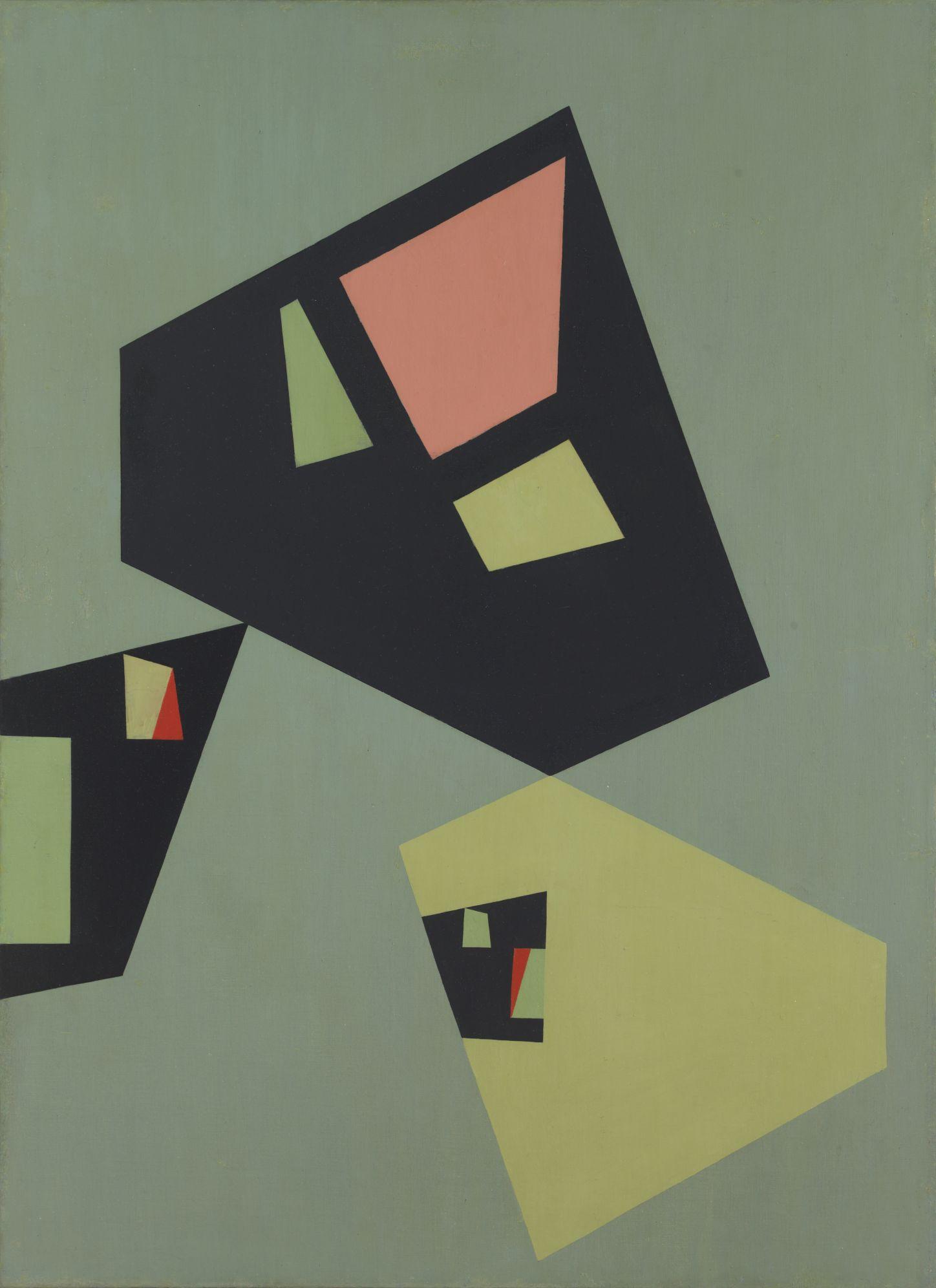 Trayectoria de una anécdota (1949) - Tomás Maldonado