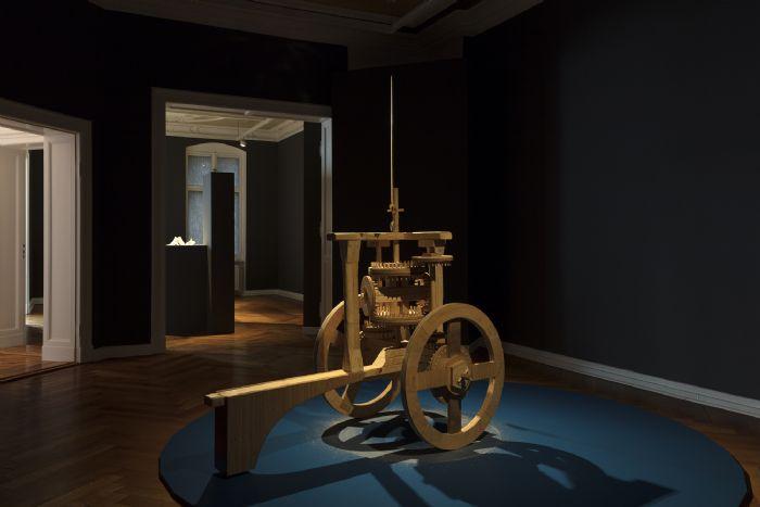 The Chariot of Greenwich (2013) - Pedro Gómez-Egaña