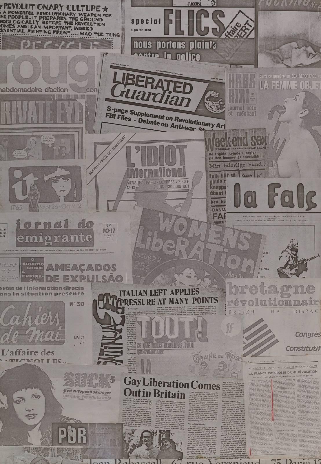 Revolutionary Culture (1971) - Joan Rabascall