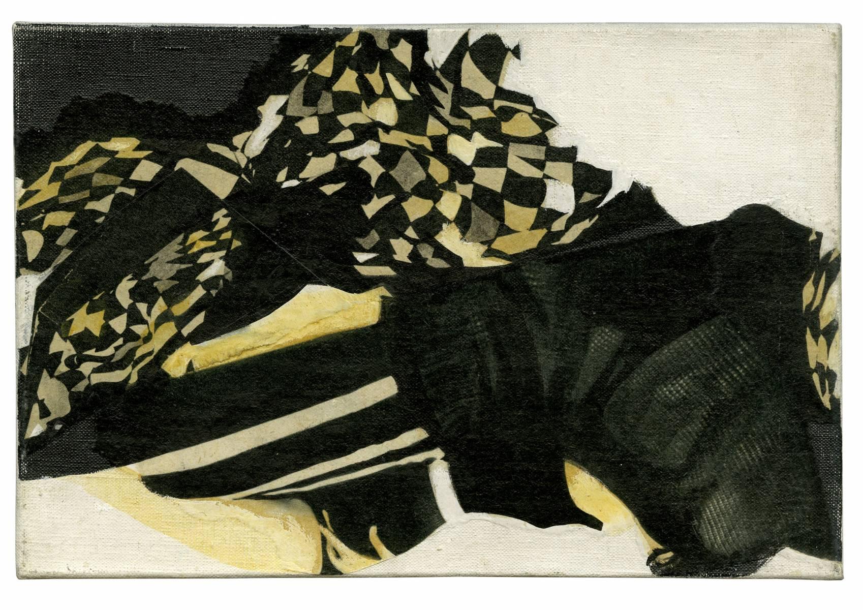 Sin título (Serie Essai sur une Psychologie Collective ) (1965) - Joan Rabascall