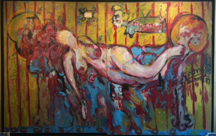 Sin Título (1979) - Alberto Gironella