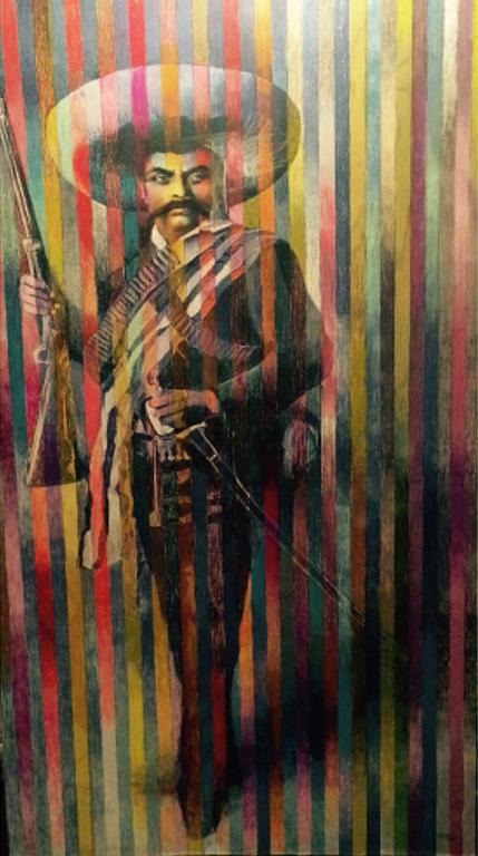 Línea en el Tiempo (2016) - Arnaldo Coen