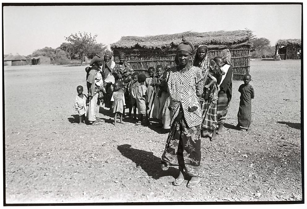 If I could go anywhere, Somalia (2003) - Angélica Arbulú