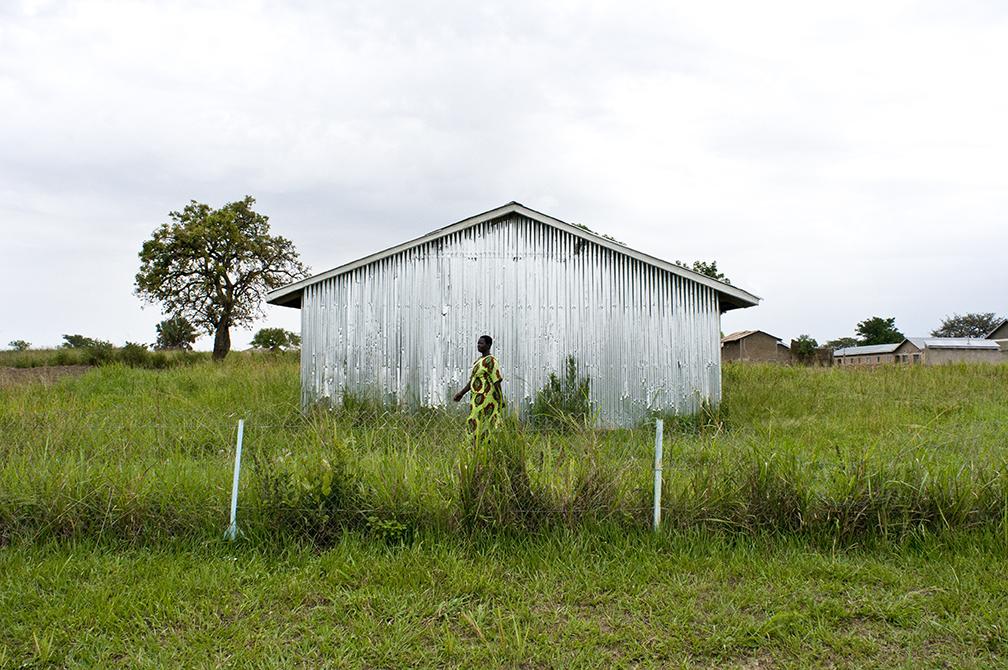 The heart of Africa - Uganda (2010) - Angélica Arbulú