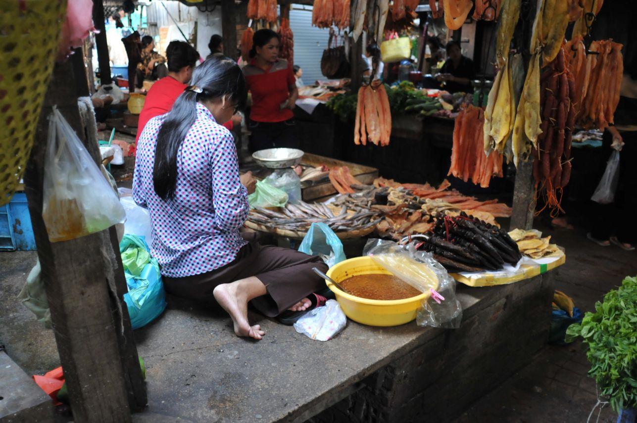 Fish Amok, Cambodia (2008) - Angélica Arbulú
