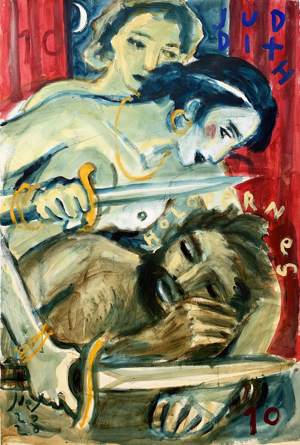 Judith y Holofernes (2020) - Javier de Juan