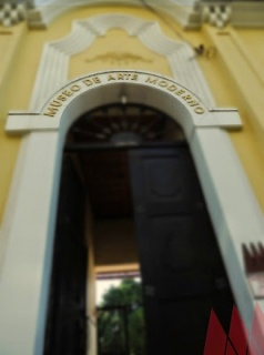 Imagen de la fachada del MAMB