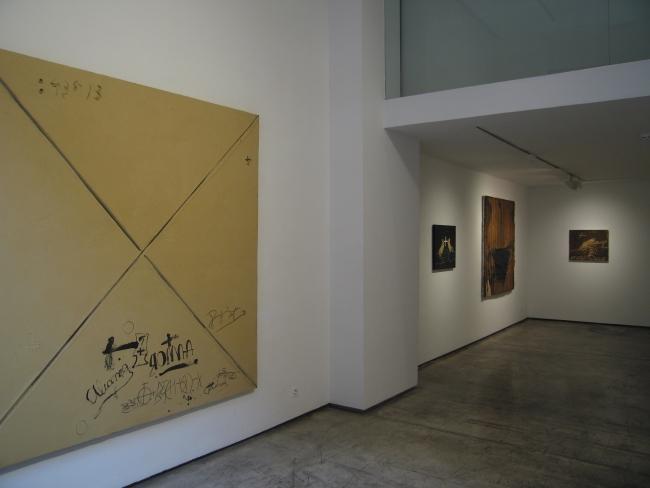 Antoni Tàpies, 'El meu índex'