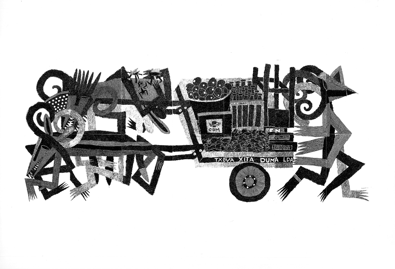 Carroça (2006) - Celestino Mudaulane
