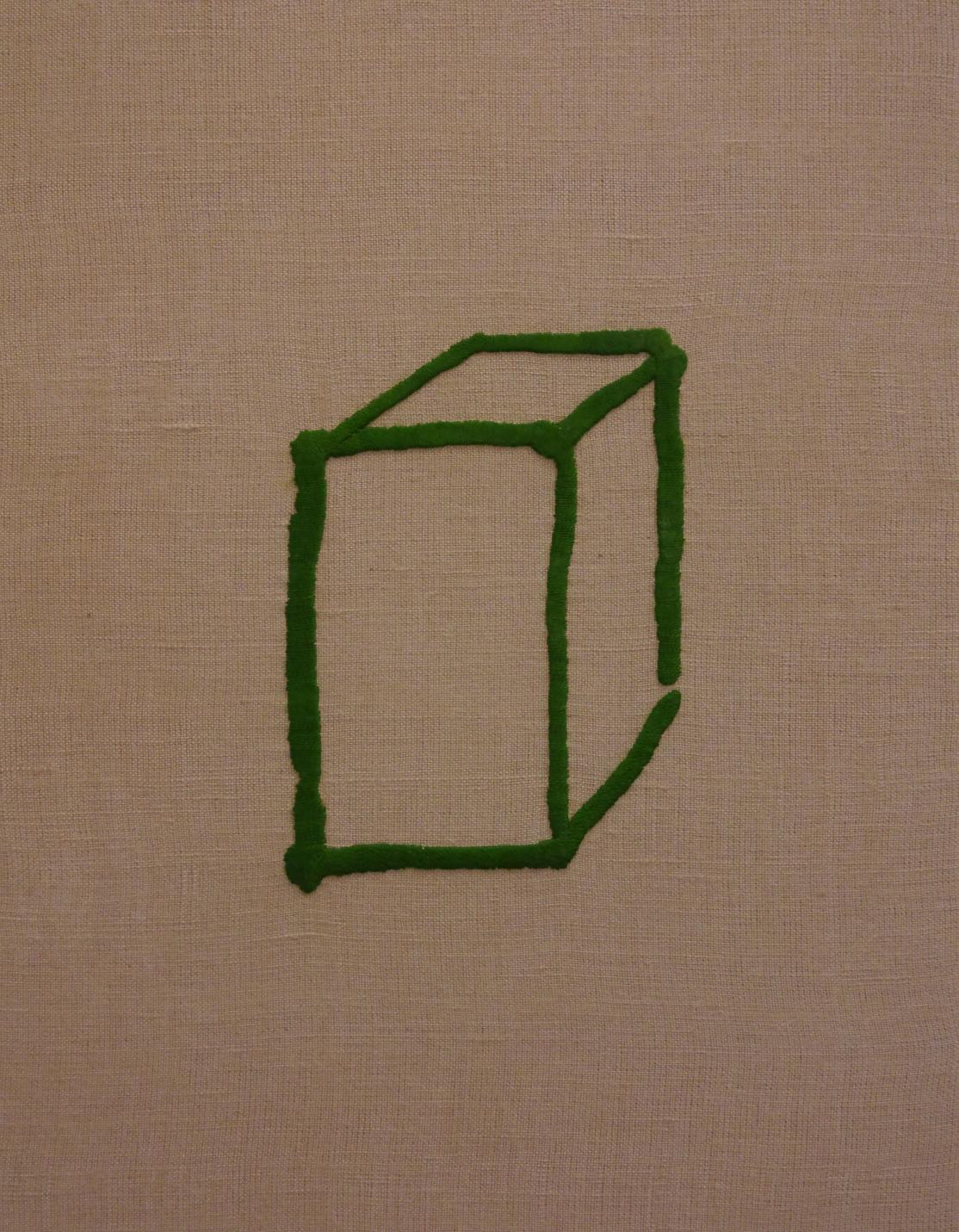Transfer (Cube) (2018) - Graham Gussin