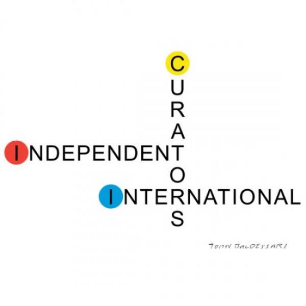 Logotipo. Cortesía de Independent Curators International (ICI)