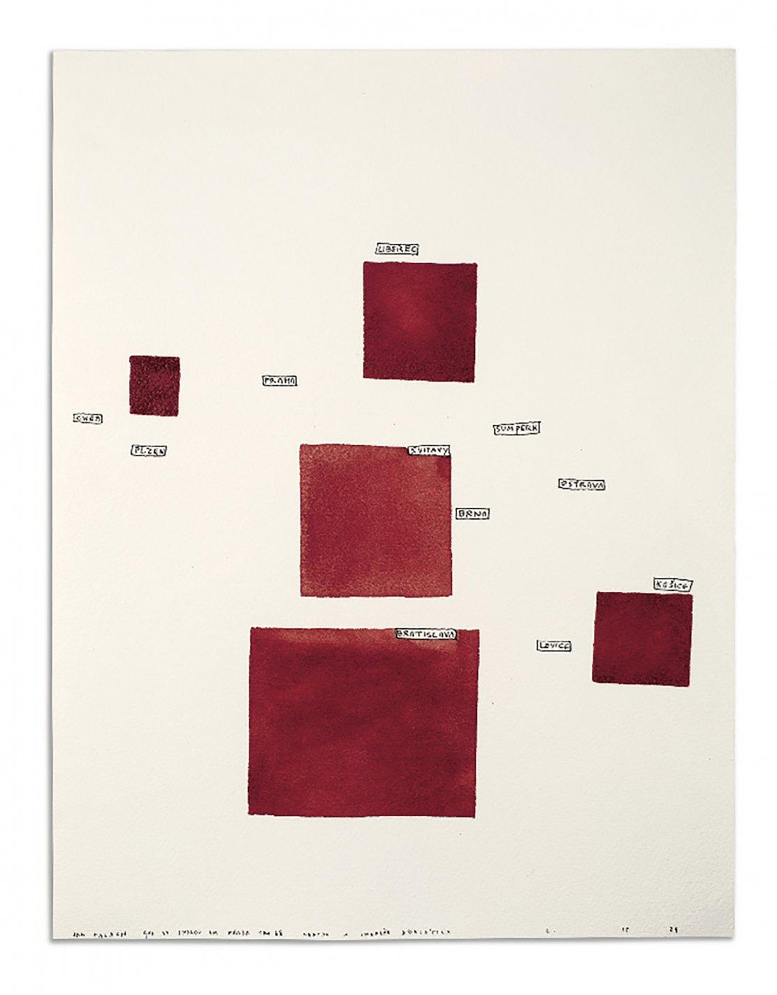 Untitled, (1989) - José Leonilson Bezerra Dias - Leonilson