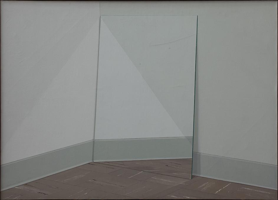Espejo verde No44 (1974) - Santiago Cárdenas Arroyo