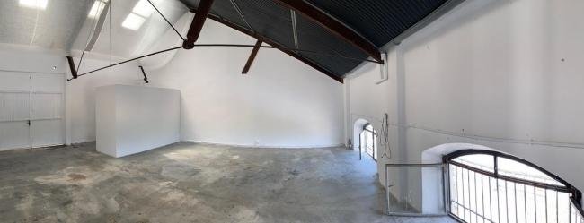 Nuevo espacio de Suburbia - Contemporary Art en la Antigua Azucarera del Genil
