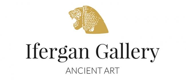 Ifergan Gallery logo