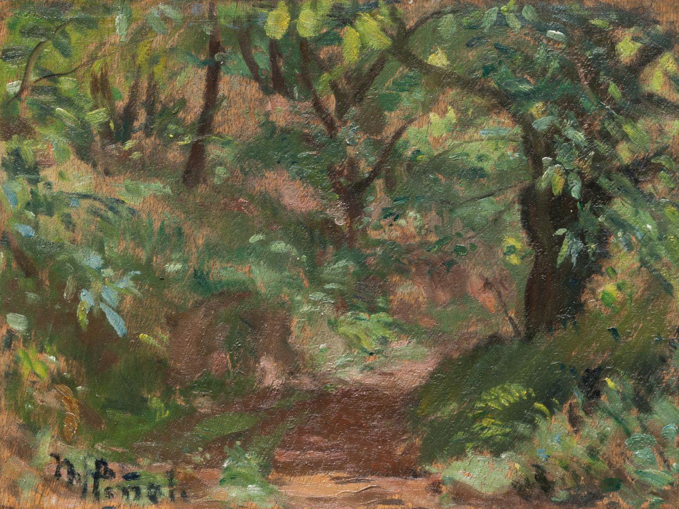 PAISAJE (1930) - Nicanor Piñole