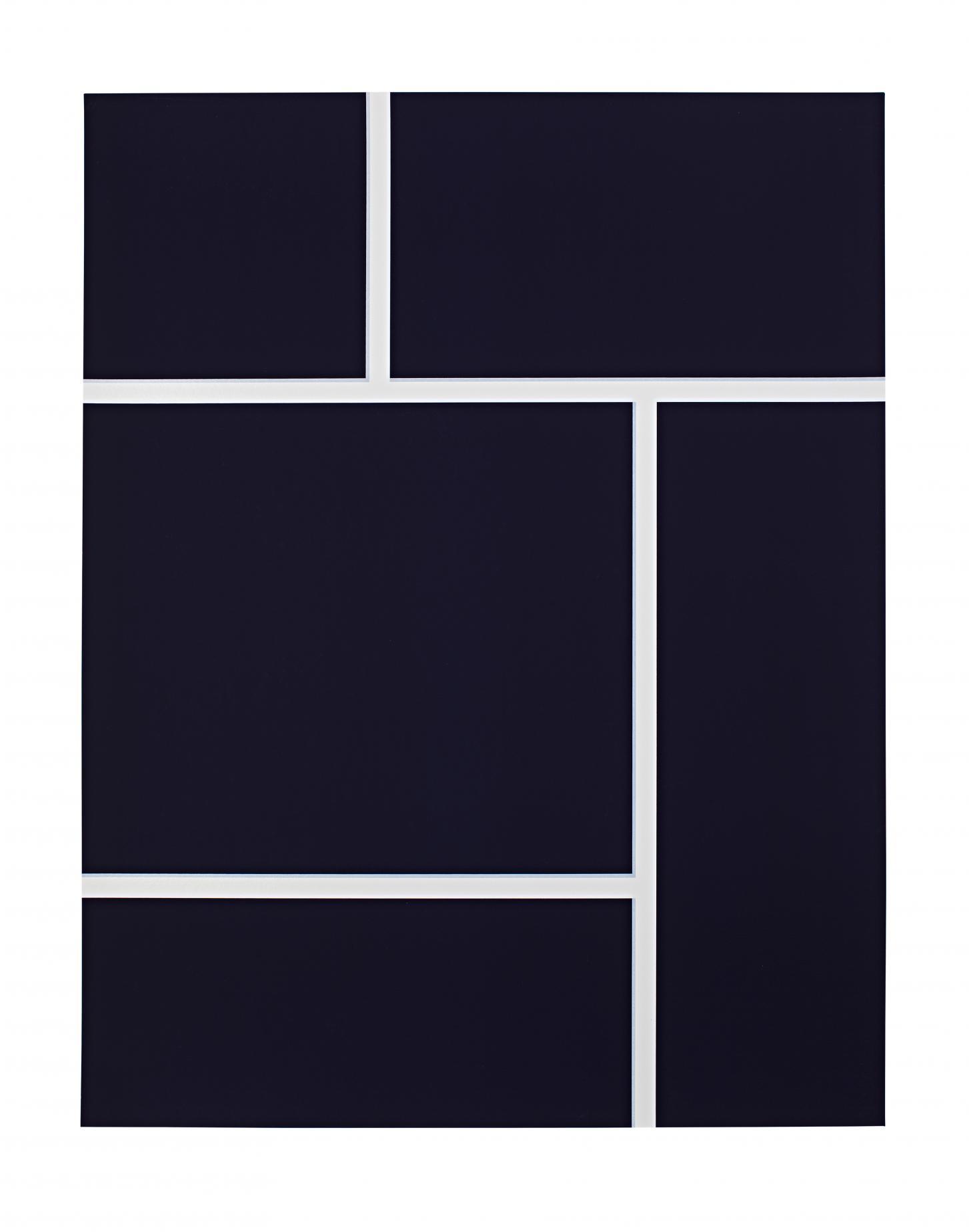 Blue Black | Off White