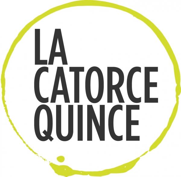 Logo La Catorce-Quince