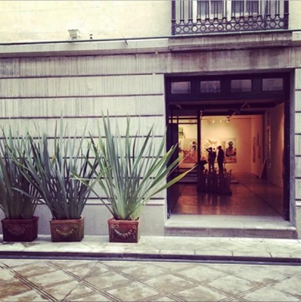 Karen Huber Galería (fachada)