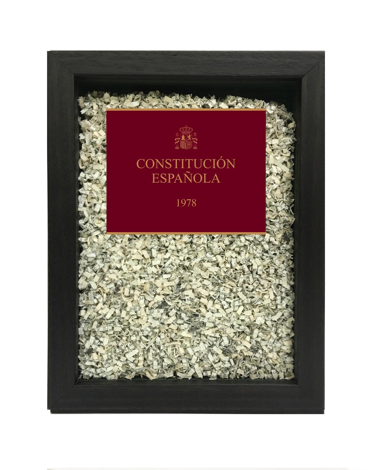 Constitución Triturada (2020) - Eugenio Merino