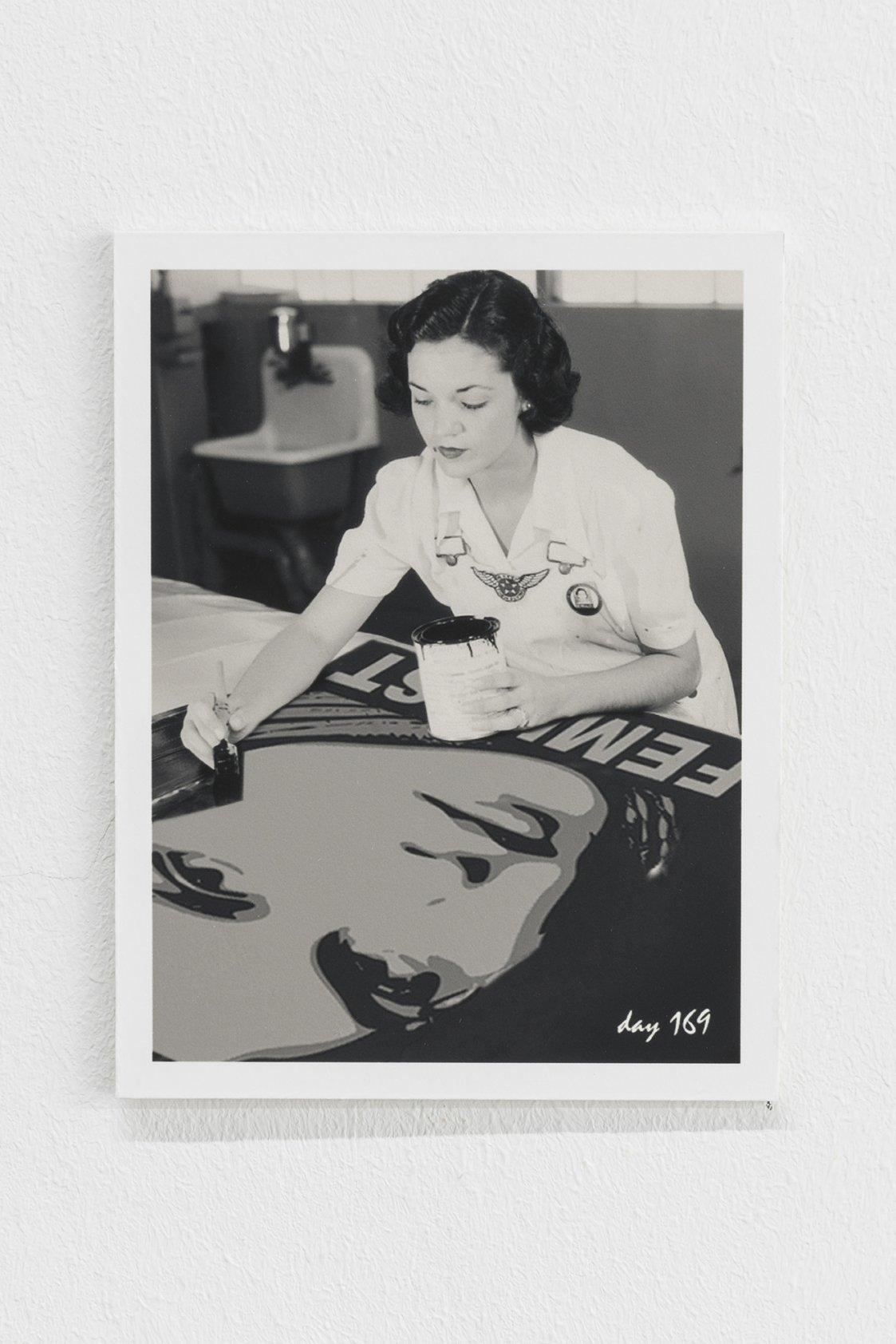 Womankind 365 days. Day 169 (2012) - María María Acha-Kutscher